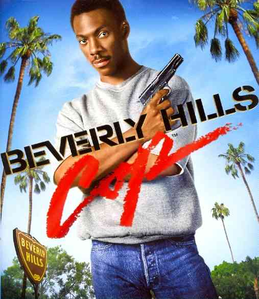 BEVERLY HILLS COP BY MURPHY,EDDIE (Blu-Ray)